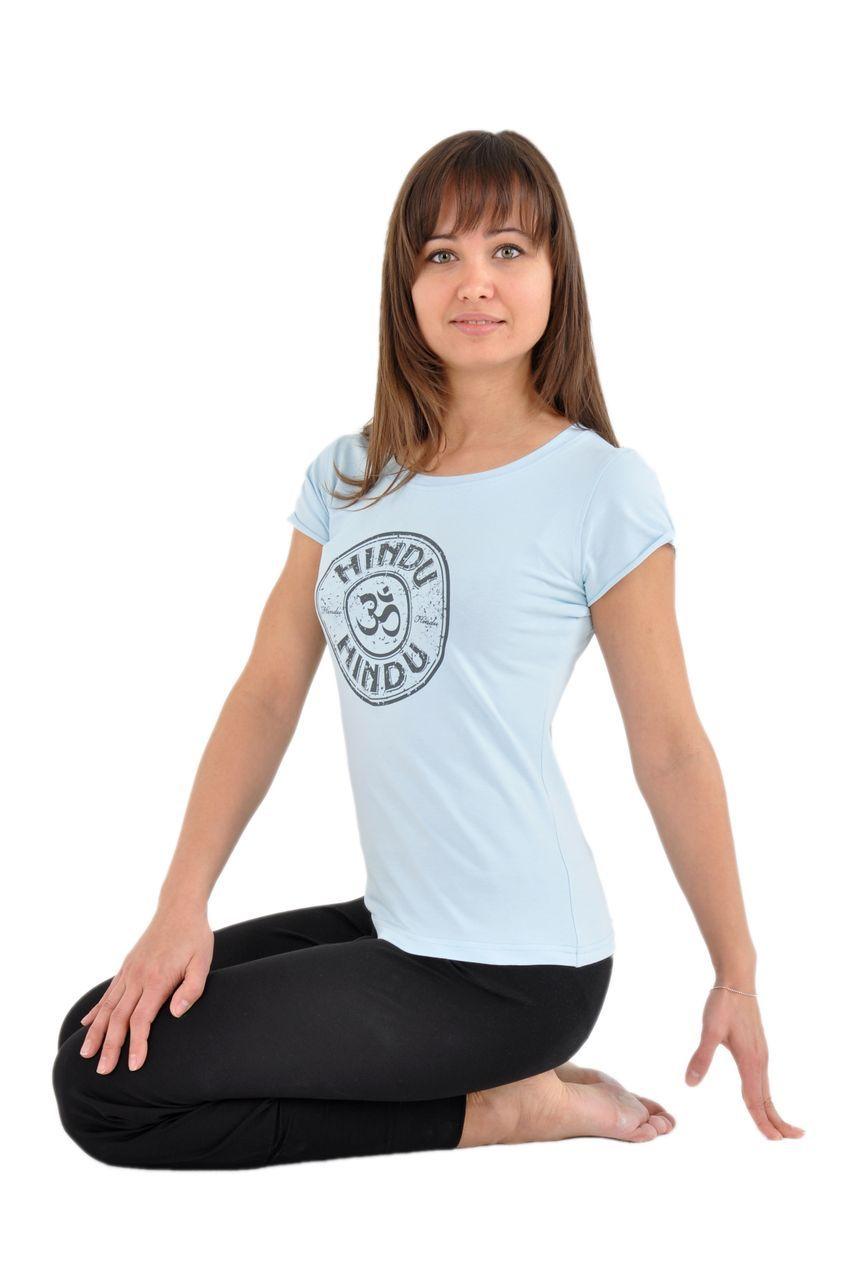 Футболка женская Hindu YogaDress